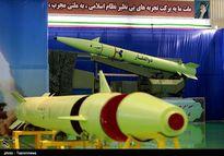 Quân đội Iran công bố video phóng tên lửa đạn đạo 'cây nhà lá vườn'