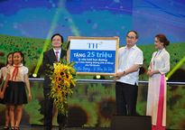 Phát động chương trình 'Sữa học đường – Vì tầm vóc Việt'