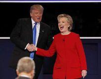 Thấy gì qua cuộc tranh luận đầu tiên giữa Hillary Clinton và Donald Trump?