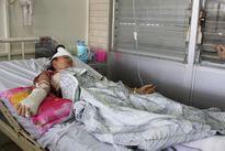 4 bệnh nhân vụ sập lò gạch ở Đồng Tháp được chuyển về bệnh viện Chợ Rẫy