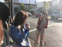 Sao Hàn 29/9: Suzy giống Hani bất ngờ, Park Shin Hye lộ chân mảnh mai