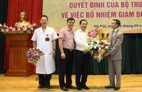 Bệnh viện K Trung ương có giám đốc mới