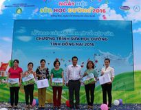 Vinamilk và Tetra Pak khởi động chương trình sữa học đường năm 2016 -2017