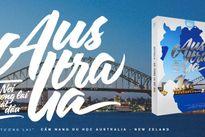Chuyến tàu tốc hành tới Úc và New Zealand
