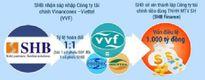 Sáp nhập các Cty tài chính vào ngân hàng: 'Một mũi tên trúng ba đích'