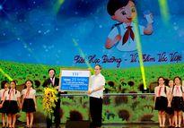 TH ủng hộ 200 tỷ đồng Chương trình Sữa học đường