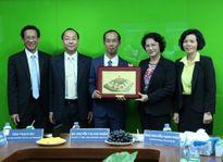 Đoàn đại biểu Quốc hội thăm nhà máy sữa Angkor của Vinmailk