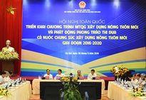 Thủ tướng chê các tỉnh chỉ báo cáo thành tích nông thôn mới