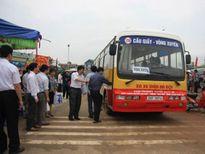 Cử tri đề nghị mở thêm nhiều tuyến xe buýt về các xã
