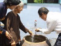 Hà Nội bổ sung 2 tỷ đồng cho Chương trình Nước sạch và Vệ sinh nông thôn
