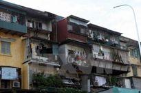 Hải Phòng: Thêm 3 chung cư bị xuống cấp độ nguy hiểm