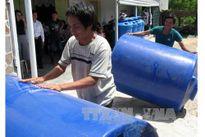 Ứng dụng thành công mô hình xử lý nước sinh hoạt nhiễm sắt