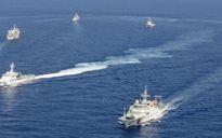 """Trung Quốc cảnh báo Nhật """"đùa với lửa"""" ở biển Đông"""