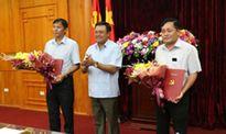 Ông Vũ Văn Quang làm Trưởng ban tổ chức Tỉnh ủy Lạng Sơn