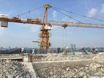 Cuối tháng 10 hoàn thành phá dỡ tầng 19 tòa nhà 8B Lê Trực