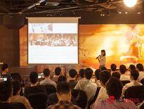 Lần đầu tiên tổ chức sự kiện ra sản phẩm mới của startup công nghệ