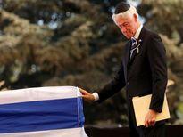 Obama, Clinton sang Israel đưa tang ông Peres