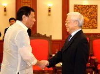 Toàn cảnh chuyến thăm chính thức Việt Nam của Tổng thống Philippines