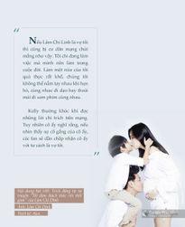 """Sự thật """"hơn cả ngôn tình"""" về chuyện yêu của vợ chồng Lâm Chí Dĩnh"""