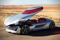 Xe điện Renault Zoe thiết lập kỷ lục sạc một lần đi được 400km