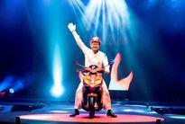Air Blade là chiếc xe máy thứ 20 triệu của Honda Việt Nam xuất xưởng
