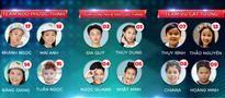 Xem Liveshow 3 Giọng hát việt nhí 2016 ngày 1/10 online trên VTV3