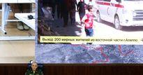 Vì sao dân Nga thờ ơ trước cuộc can thiệp quân sự vào Syria ?