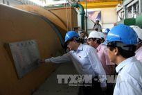 Giám sát môi trường tại Nhà máy nhiệt điện Duyên Hải