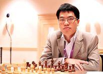 Lê Quang Liêm vẫn giữ hạng 30 thế giới