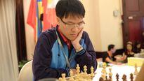 Lê Quang Liêm đứng hạng 30 thế giới
