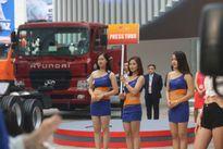 Những bóng hồng tại Triển lãm ô tô Việt Nam 2016
