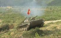 Bất ngờ: Việt Nam có xe tăng PT-76 đời đầu
