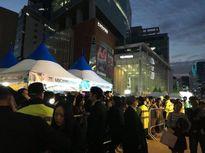 Hậu trường Fans K - POP với chương trình 'Làn sóng âm nhạc Hàn Quốc' 2016