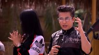 MC Thanh Bạch 'quẩy hết mình' cùng 10 cầu thủ nhí
