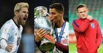 Messi, Ronaldo tranh giải 'Bàn chân vàng' với Kaka, Pirlo