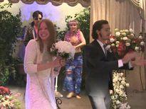 Cặp sao 'Người đàn bà cuồng dâm' chính thức thành vợ chồng
