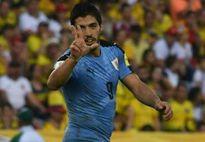 Suarez san bằng kỷ lục ghi bàn ở vòng loại World Cup khu vực Nam Mỹ
