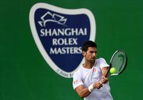 Vòng 2 Shanghai Masters: Djokovic thắng dễ, Del Potro dừng bước