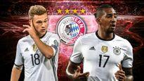 Đội tuyển Đức có bị 'hội chứng Bayern Munich' hay không?