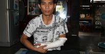 Đình chỉ Trưởng Công an xã bị tố đánh người gây thương tích
