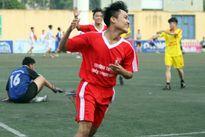 Giải bóng đá học sinh THPT Hà Nội - Báo ANTĐ 2016: Đặt một chân vào vòng knock-out