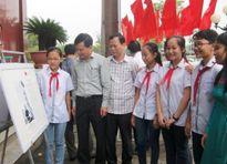 """Triển lãm """"Hoàng Sa, Trường Sa của Việt Nam"""" tại Thanh Hóa"""