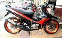 Biker Sóc Trăng tậu Yamaha 125ZR hàng thửa giá 300 triệu