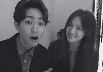 Song Hye Kyo vui vẻ dự đám cưới cùng trai đẹp sau tin đồn hẹn hò Song Joong Ki