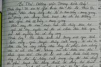Tâm thư gửi bí thư tỉnh ủy của cô giáo tố cáo tiêu cực