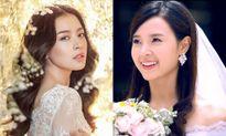 Hot girl Việt diện váy cưới xinh đẹp dù chưa muốn lấy chồng