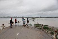Quảng Trị thiệt hại nặng nề trong lốc xoáy, mưa lũ