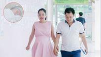 Diễn viên Dương Cẩm Lynh đã sinh con trai đầu lòng ngày 15/10
