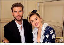 Miley Cyrus nhí nhảnh dự sự kiện bên Liam Hemsworth