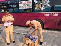 Thanh Hóa: Bắt giữ hàng nghìn bao thuốc lá không có giấy tờ hợp lệ